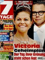 7 Tage Magazine [Germany] (7 May 2016)