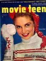 Movie Teen Magazine [United States] (January 1951)