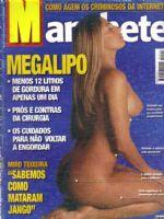 Manchete Magazine [Brazil] (27 May 2000)