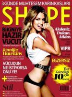 Shape Magazine [Turkey] (June 2015)