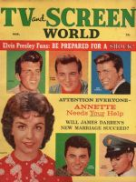 Tv And Screen World Magazine [United States] (March 1960)