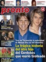 Pronto Magazine [Spain] (7 May 2016)