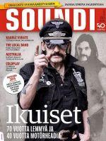 Soundi Magazine [Finland] (December 2015)