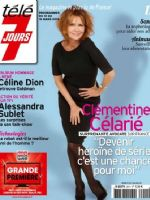 Télé 7 Jours Magazine [France] (12 March 2016)