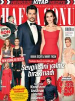 Haftasonu Magazine [Turkey] (20 January 2016)