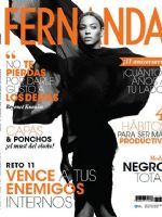 Fernanda Magazine [Mexico] (November 2014)
