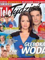 Tele Tydzień Magazine [Poland] (25 November 2011)