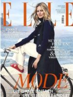 Elle Magazine [Germany] (October 2019)