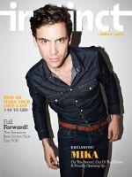 Instinct Magazine [United States] (November 2012)
