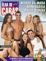 Ilha De Caras Magazine [Brazil] (19 January 2001)