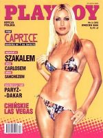 Playboy Magazine [Poland] (April 2000)
