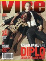 Vibe Magazine [United States] (August 2012)