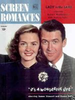 Screen Romances Magazine [United States] (February 1956)