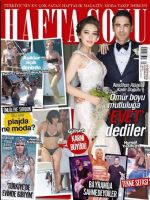 Haftasonu Magazine [Turkey] (13 July 2016)