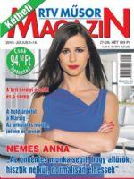 Kétheti RTV Műsormagazin Magazine [Hungary] (1 July 2019)