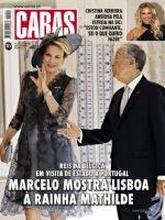 Caras Magazine [Portugal] (27 October 2018)