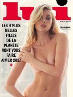 Lui Magazine [France] (December 2016)