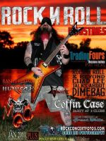 ROCK N ROLL Industries Magazine [United States] (January 2011)
