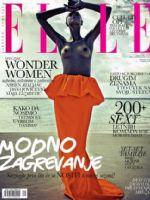 Elle Magazine [Serbia] (August 2011)