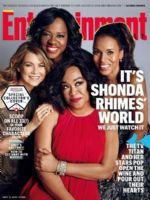 Entertainment Weekly Magazine [United States] (11 September 2015)