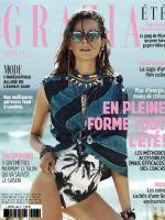 Grazia Magazine [France] (24 July 2015)