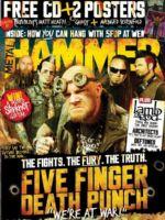 Metal&Hammer Magazine [United Kingdom] (August 2015)