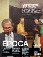 Epoca Magazine [Brazil] (8 July 2019)