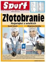 Sport Magazine [Poland] (16 February 2014)