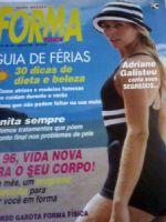 Forma Física Magazine [Brazil] (January 1996)