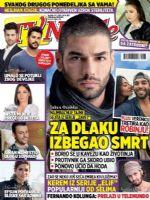 TV Novele Magazine [Serbia] (27 November 2017)