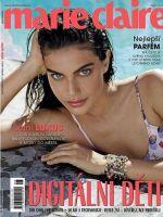 Marie Claire Magazine [Czech Republic] (August 2019)