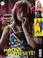 Grazia Magazine [Croatia] (October 2014)