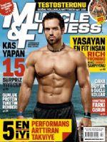 Fitness magazine covers 2013