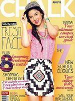 Chalk Magazine [Philippines] (June 2013)