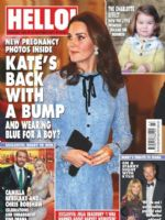 Hello! Magazine [United Kingdom] (23 October 2017)