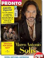 Pronto Magazine [Argentina] (9 December 2014)