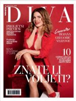 Diva Magazine [Croatia] (February 2018)