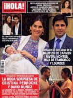 Hola! Magazine [Spain] (4 November 2015)