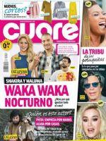 Cuore Magazine [Spain] (8 March 2017)