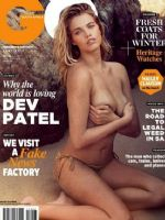 GQ Magazine [South Africa] (July 2017)
