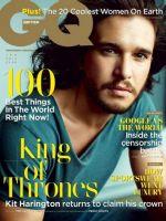 GQ Magazine [United Kingdom] (January 2015)
