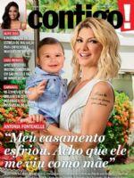 Contigo! Magazine [Brazil] (27 February 2017)