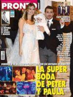 Pronto Magazine [Argentina] (8 October 2014)