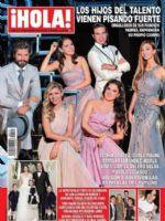 Hola! Magazine [Mexico] (19 November 2014)