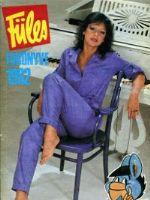 Füles Évkönyv Magazine [Hungary] (January 1982)