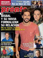 Pronto Magazine [Spain] (23 August 2014)