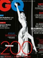 GQ Magazine [Germany] (1 April 2014)