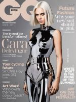 GQ Magazine [United Kingdom] (August 2017)
