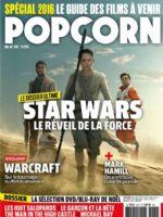 Popcorn Magazine [France] (December 2015)