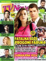 TV Novele Magazine [Serbia] (25 June 2018)